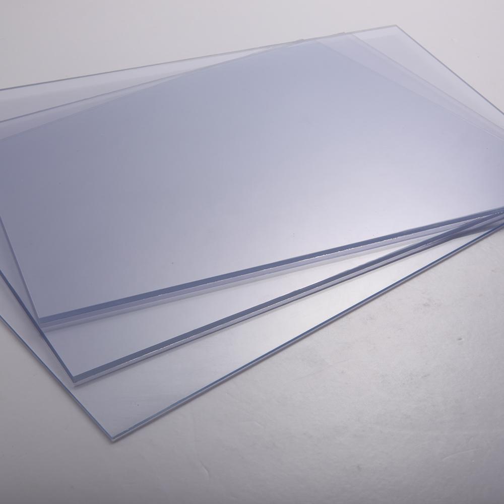 pvc透明板用途